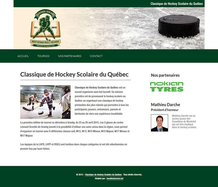 Classique de Hockey (CHSQ)