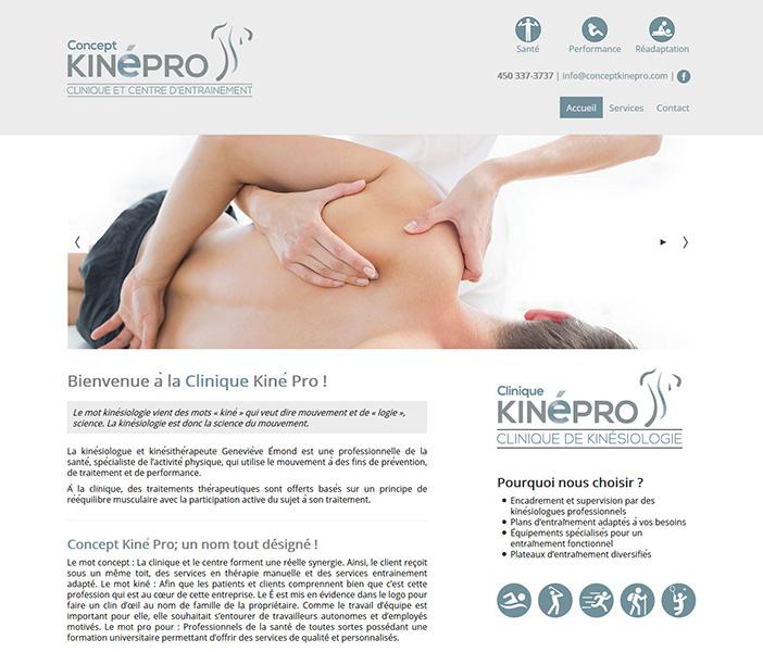 Concept Kiné Pro